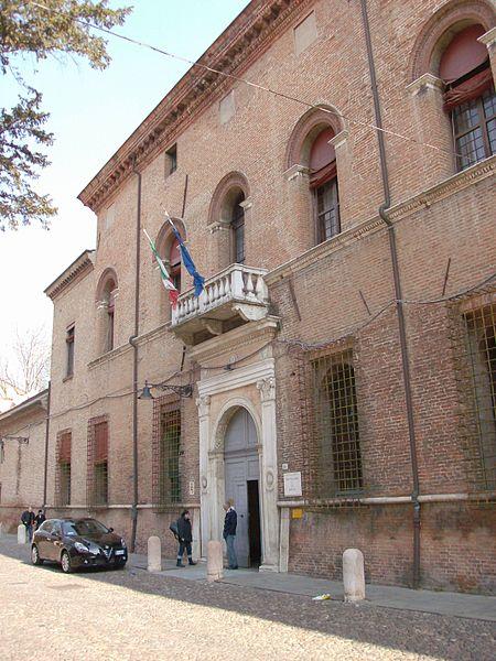 La prefettura di Ferrara